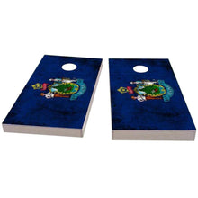 Load image into Gallery viewer, Maine Worn Cornhole Boards