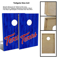 Load image into Gallery viewer, Texas Vintage 2x3 board specs