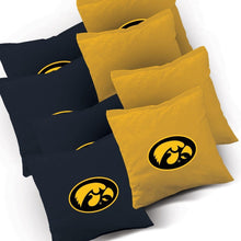 Load image into Gallery viewer, Iowa Hawkeyes Swoosh team logo bags