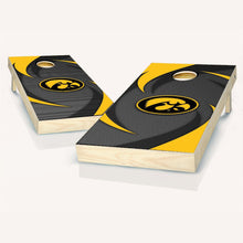 Load image into Gallery viewer, Iowa Hawkeyes Swoosh NCAA Cornhole Set