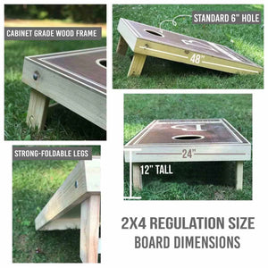 Southernmost Point 2x4 board specs