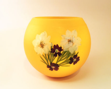 Larkspur mini Honeypot Luminary