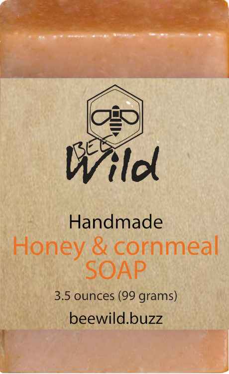 Hand-Made Honey Soap