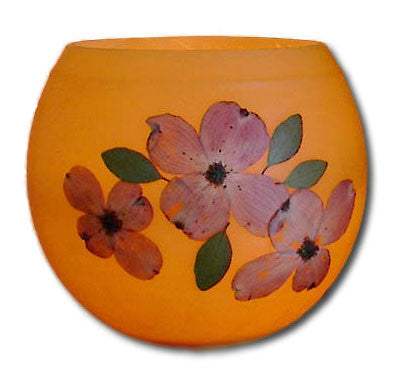 Dogwood mini Honeypot Luminary