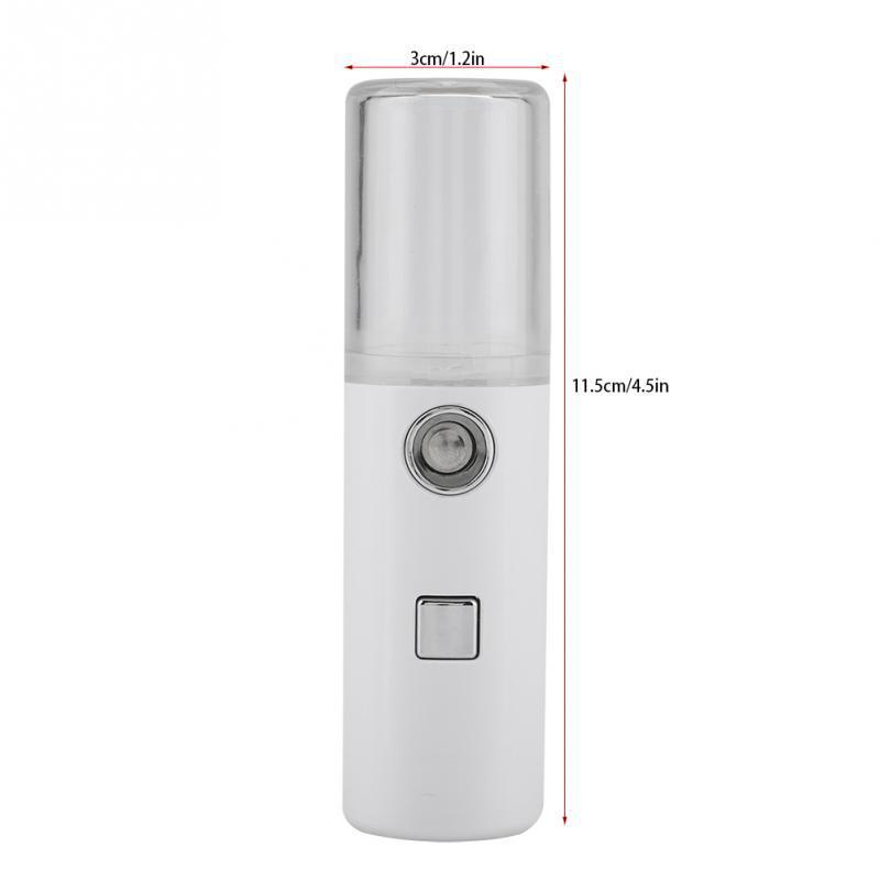 Portable Pocket Atomizer USB Chargeable