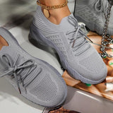 kovogue Women Lightly Slip-On Sneakers