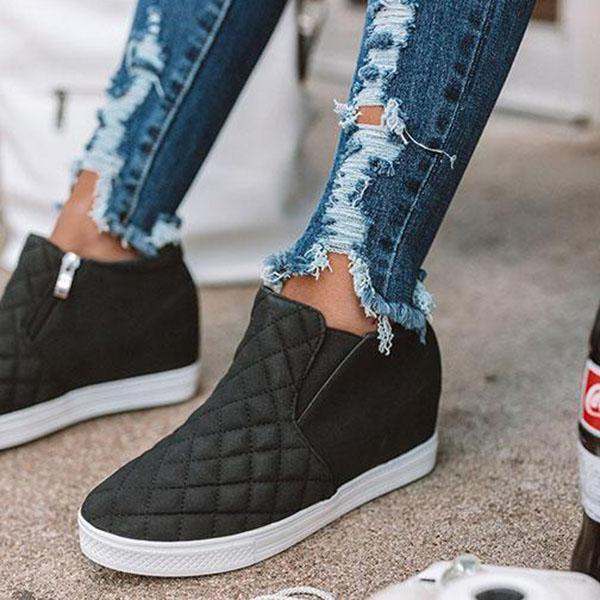 kovogue 2019 Hot Sale Wedge  Sneakers (Ship in 24 Hours)