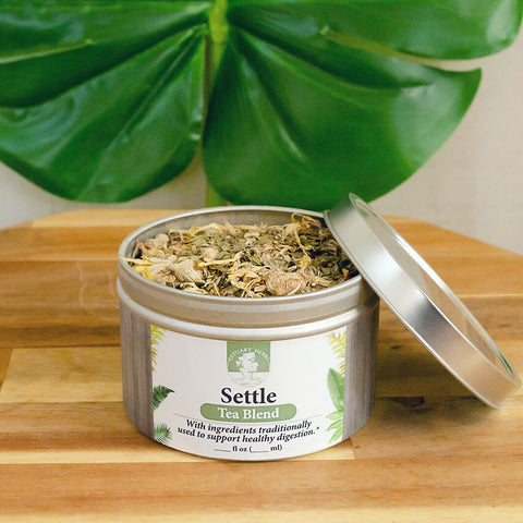 Settle: Herbal Tea
