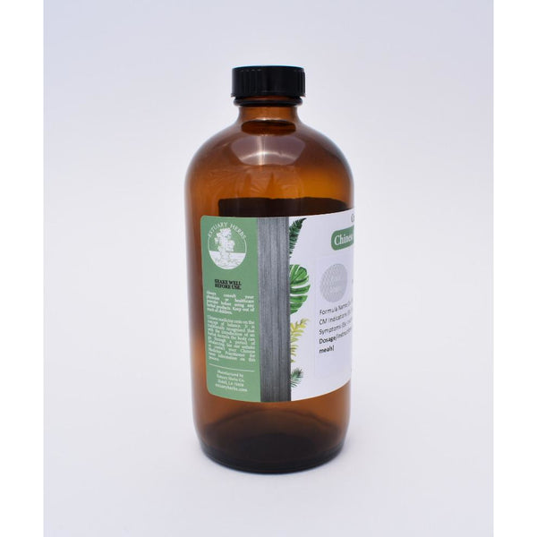 Custom Liquid Concentrate Herbal Formula