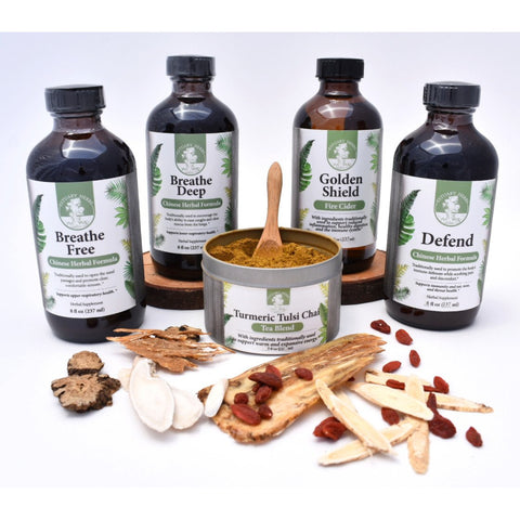 Immune Support Medicine Bundle
