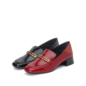 Patent Calf Loafer