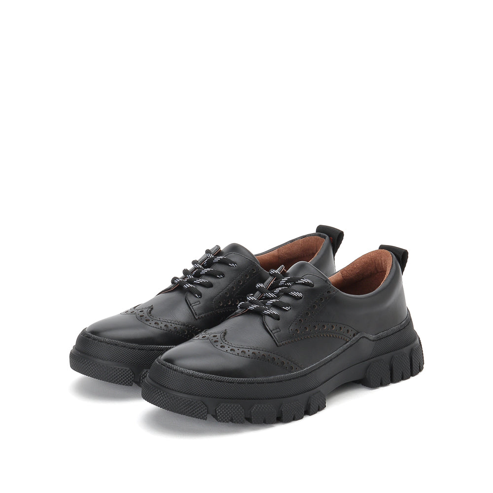 Calf Oxford Shoes
