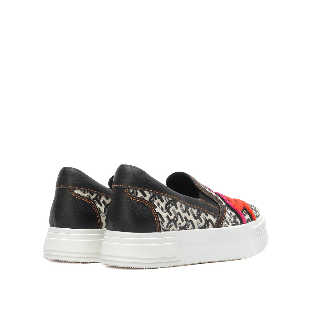 Millie's x Keith Haring Slip On Sneaker