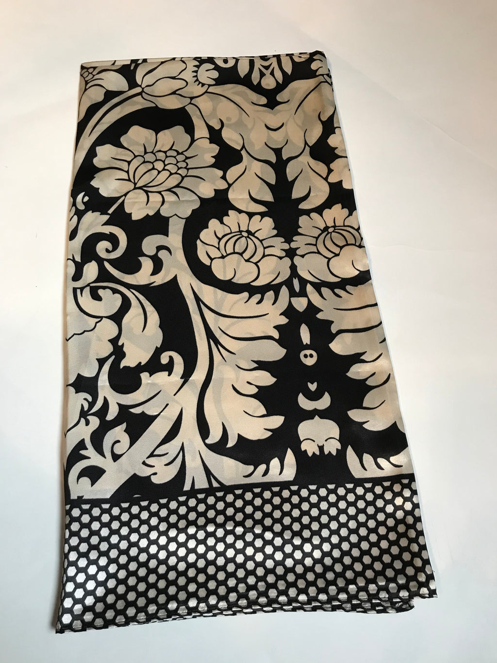 "Shiny ""Silk"" Scarf(Many designs and colors)"