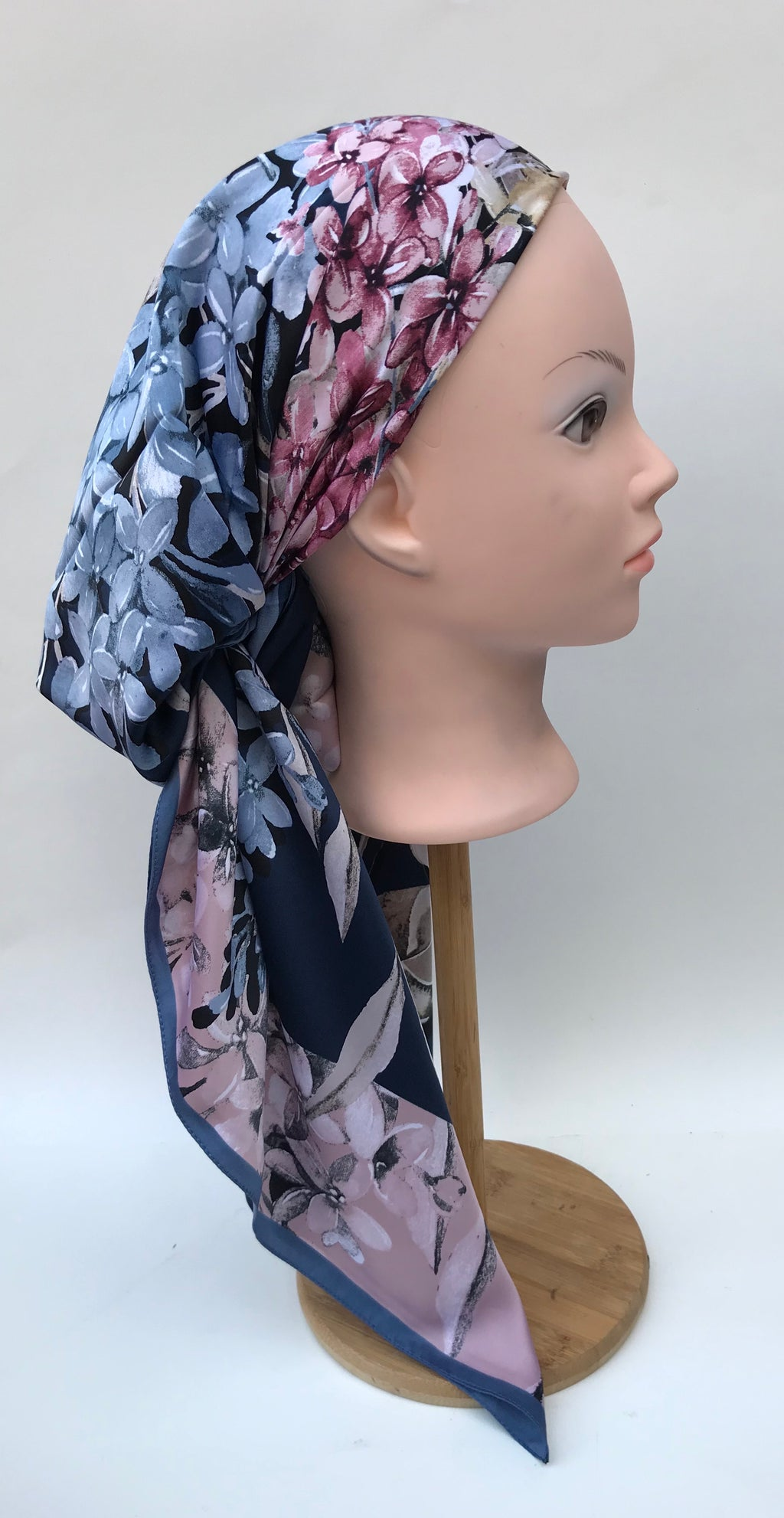 The Lilly Satin Scarf