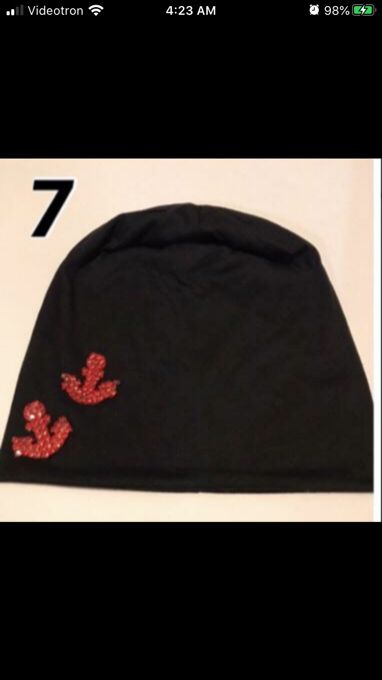 The Cotton Beanie- large edition