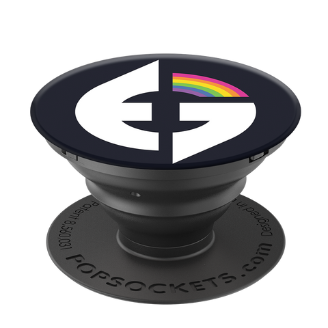 #LiveProud PopSocket Black