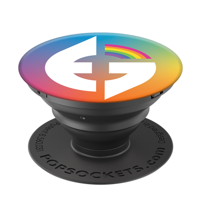 #LiveProud PopSocket Rainbow