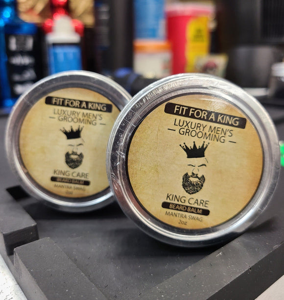 King Care Mantra Swag Beard Balm