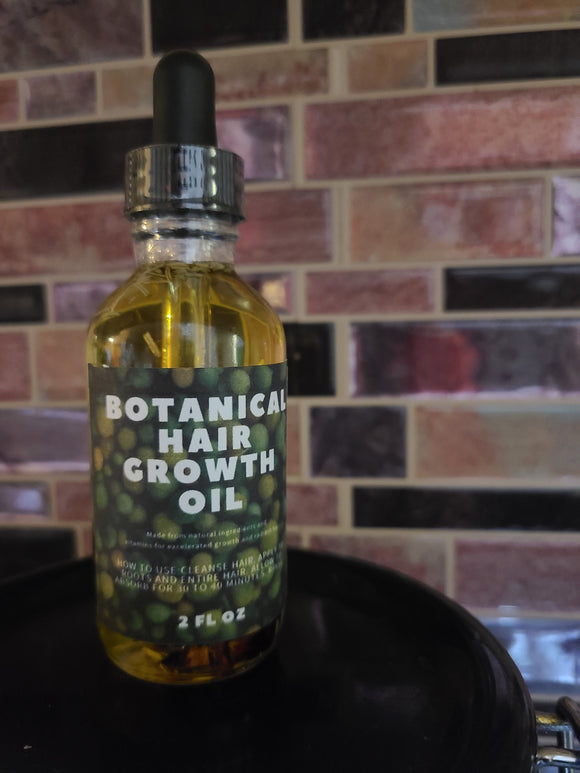 Botanical Hair Growth Oil
