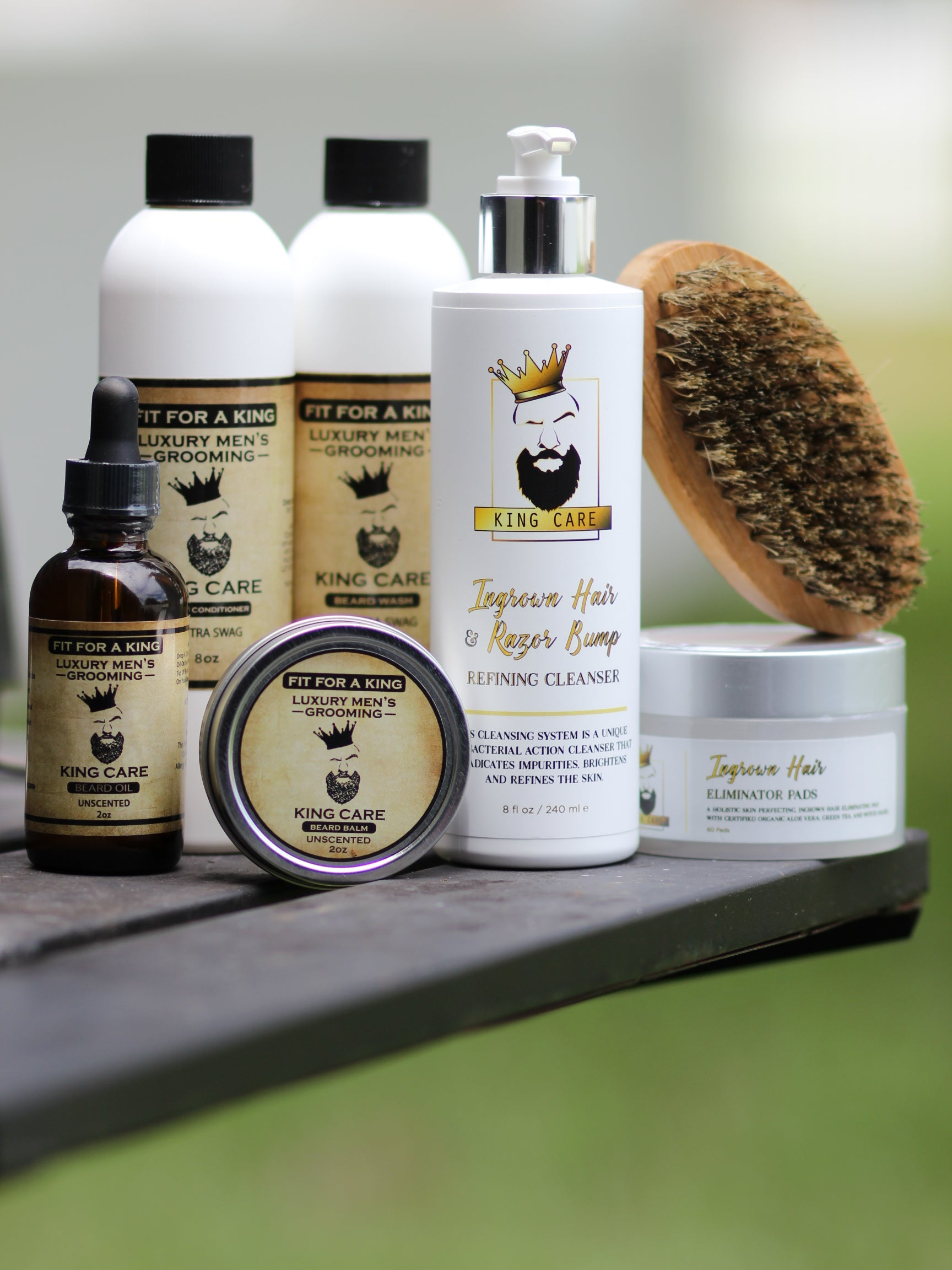 The Ultimate Grooming Starter Kit