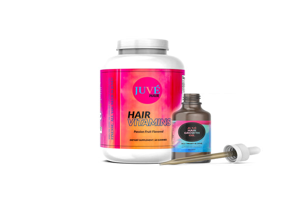 PREORDER ONLY Juvé Hair Grow Set
