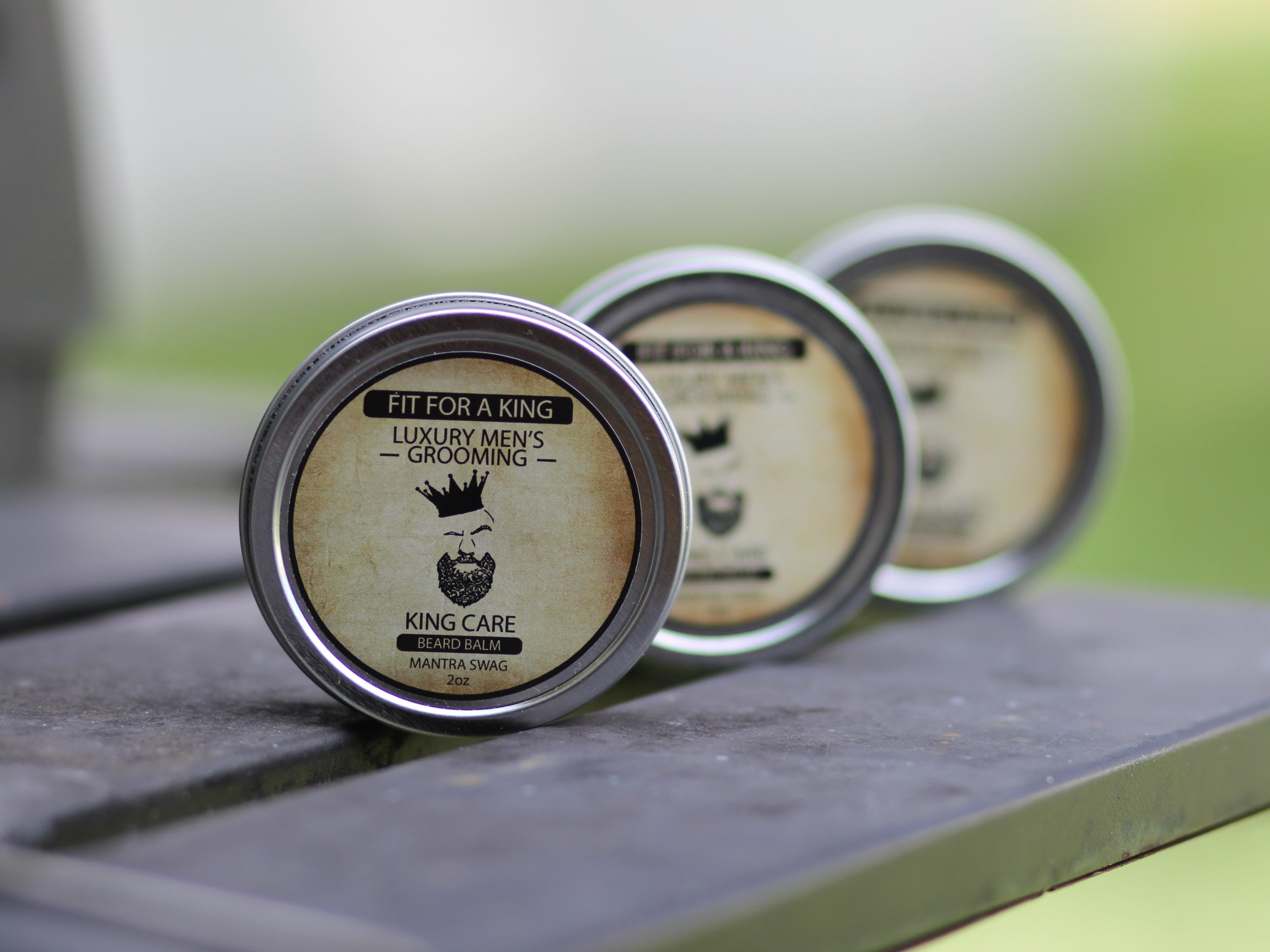 King Care  Beard Balm ( UnScented )