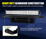 CREE 20inch Led Light Bar 1 Lux @ 520M IP68 49800 Lumens 4x4 offroad Boat - Country Outdoor Supplies