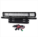 Cree 23inch Led Light Bar 1Lux @520M IP68 96000 Lumens Tractor Boat 4x4 SUV - Country Outdoor Supplies