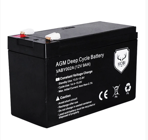 12 Volt Rechargeable Battery - Country Outdoor Supplies