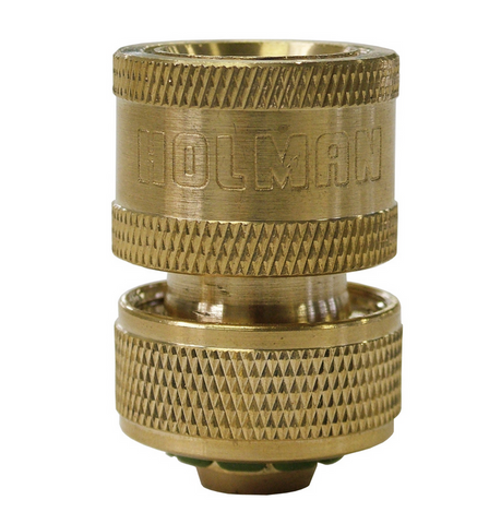 12mm Female to 20mm Tap Fitting Brass Adaptor - Country Outdoor Supplies