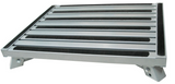 Folding Metal Step for Caravan, Motorhome - Folds Flat - Country Outdoor Supplies