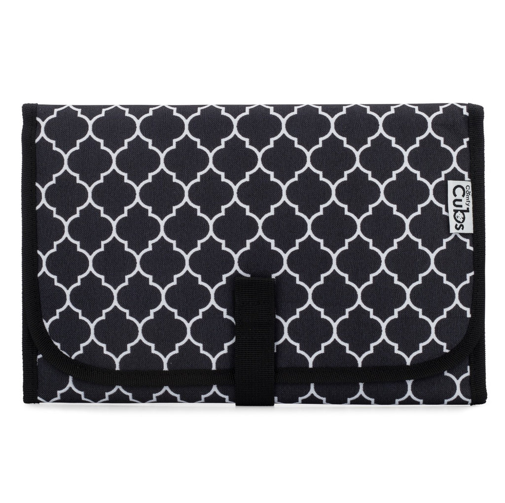 Compact Changing Pad Black
