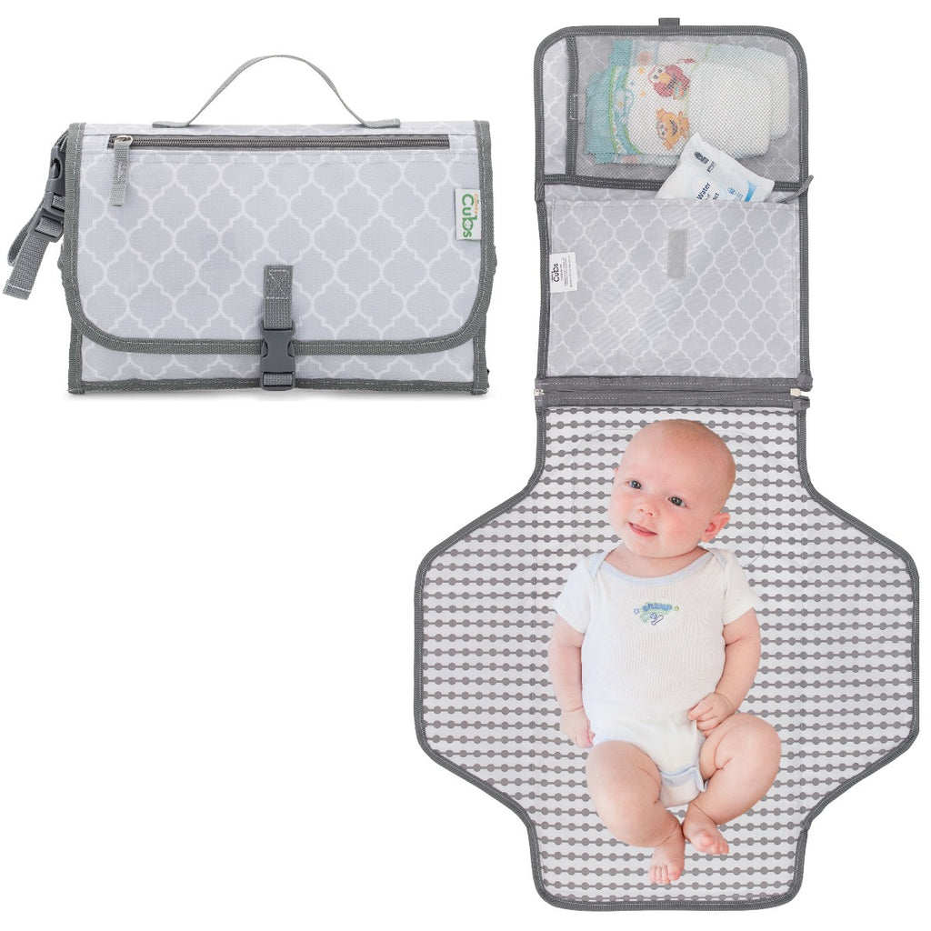 Baby Portable Changing Pad Large