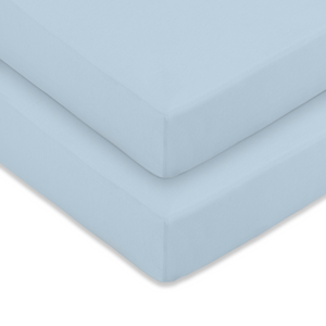 Crib Sheets - Blue