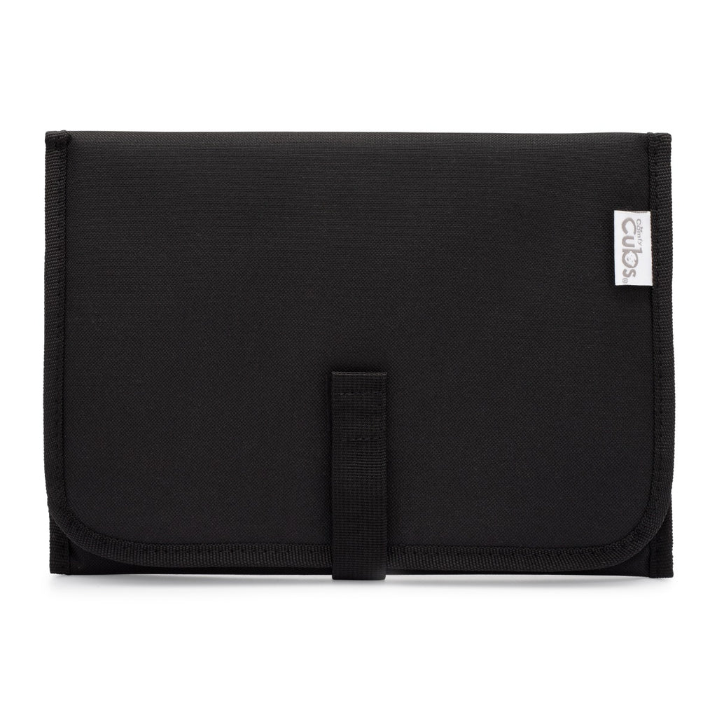 Compact Changing Pad Solid Black