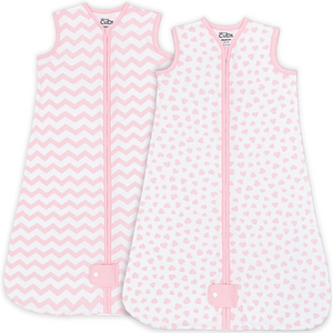 Sleep Bag, Sack, 2 Pack, Pink