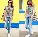 Pineapple Graphic T