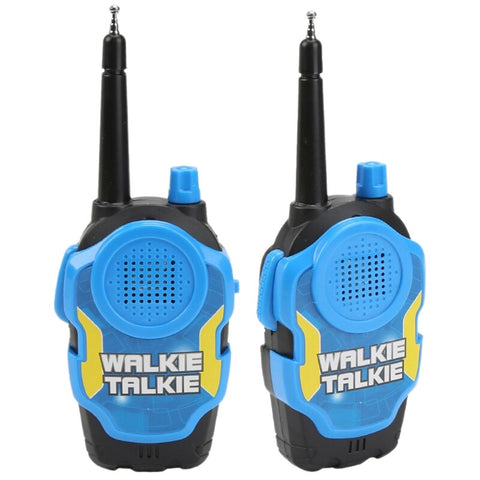 Walkie-Talkie Outdoor Adventure