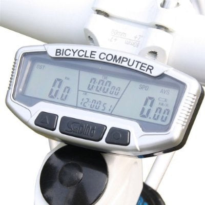LCD Bicycle Bike Computer