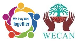 weplaywelltogether in collaboration with wecan