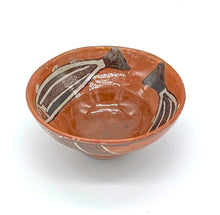 Load image into Gallery viewer, Handmade bowls with fish motif