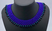Load image into Gallery viewer, Multi colored beaded necklace