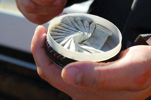 WHAT ARE SNUS POUCHES?