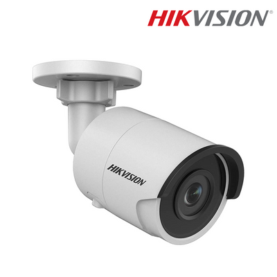 DS-2CD2045FWD-I. HIKVISION 4MP IP Bullet Camera, 30m Smart IR Night Vision, 3 Year Warranty. *Special Order Item*
