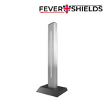 FEVERSHIELDS - 0.6m Floor Stand for SHIELD & HALO Mask & Temperature Detection Access Control Systems - 1 Year Warranty 'Special Order Item'