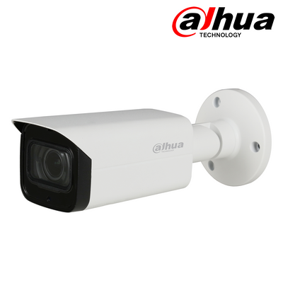 HAC-HFW2501TP-Z-A. DAHUA 5MP Analogue AHD/HD-TVI/HD-CVI/CVBS Bullet Camera, 80m Smart IR Night Vision, 3 Year Warranty. *Special Order Item*