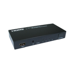 HDMI-AMP. 4 Port HDMI Amplified Switch, 1 Year Warranty. *Special Order Item*