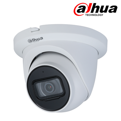 IPC-HDW2531TMP-AS-S2. DAHUA 5MP IP Turret Dome Camera, 30m Smart IR Night Vision, 3 Year Warranty. *Special Order Item*