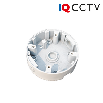 IQ-JB. IQCCTV CCTV Junction Box for Cameras, Clearance Product, 30 Day Warranty.